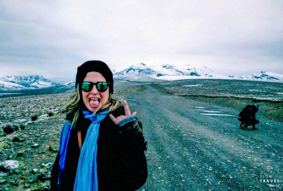Montanha Chacaltaya | La Paz | Bolívia