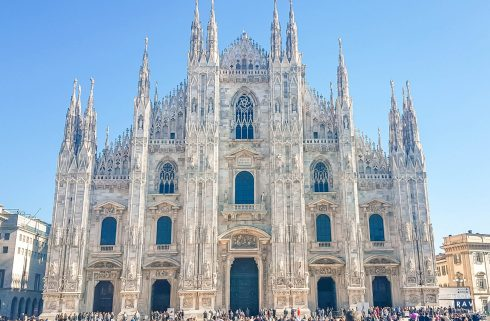 o que fazer em milão | Duomo