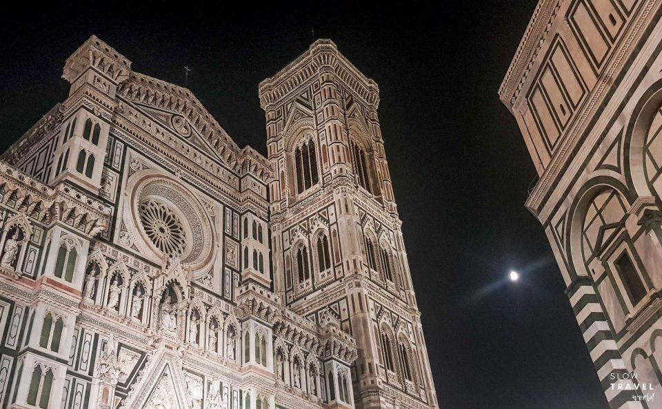 Duomo de Florença a noite