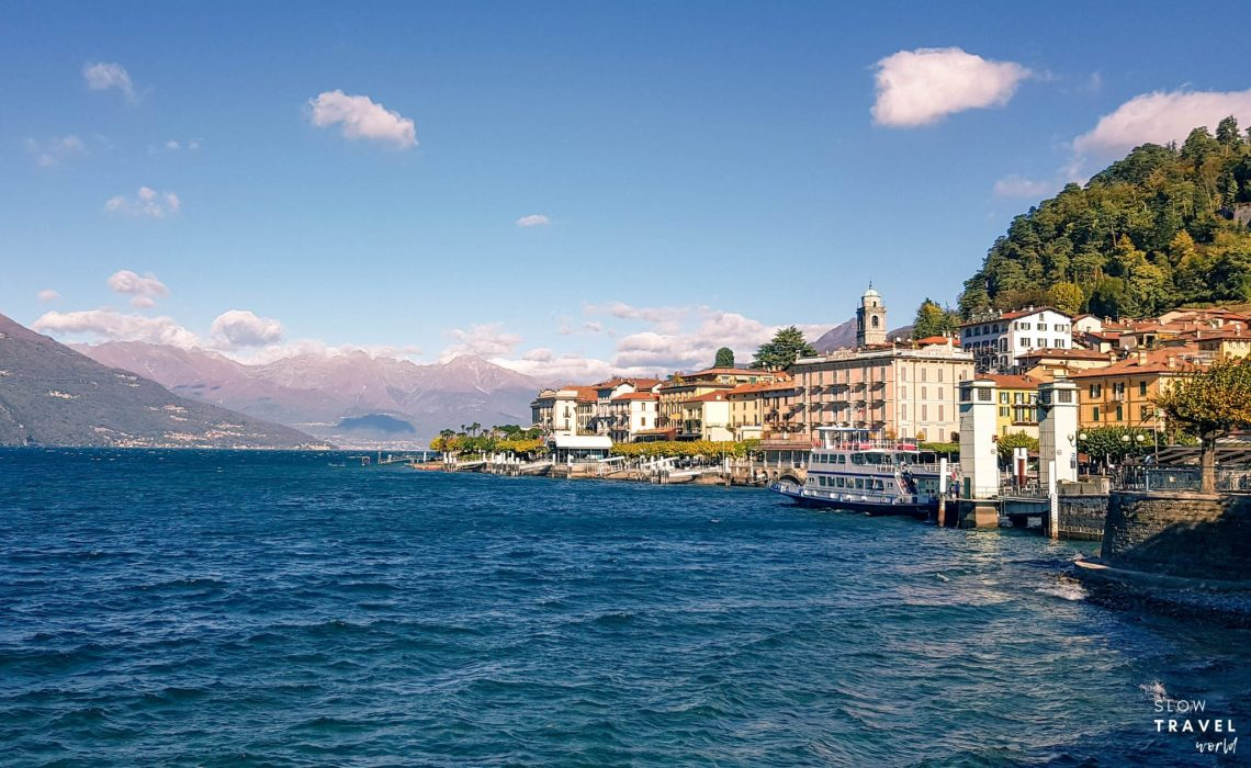 Lago di Como | Vista de Bellagio