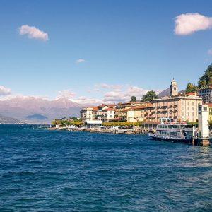 Lago di Como | Vista de Bellagio