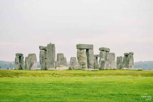 Como chegar em Stonehenge a partir de Londres