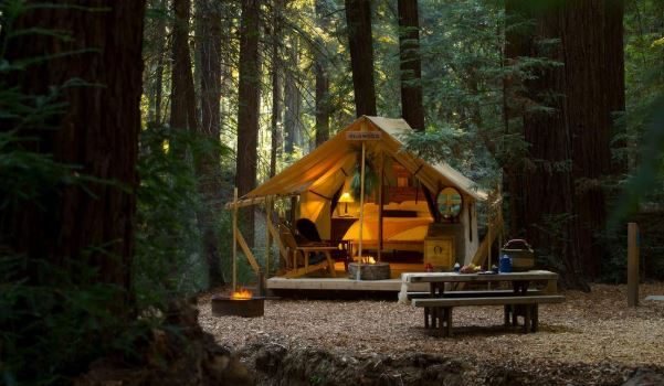 Ventana Big Sur | California Glamping