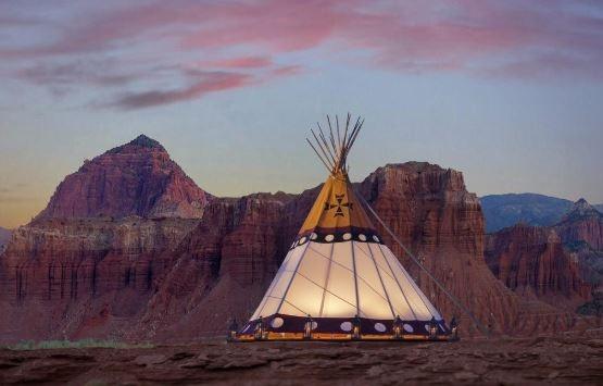 Capitol Reef Resort | Glamping Utah