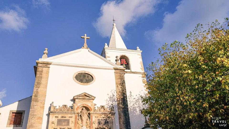 Igreja Santa Maria de Óbidos
