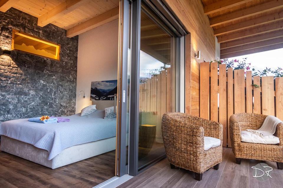 Onde ficar nas Dolomitas |  Casa Fiemme