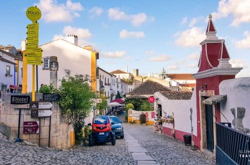 Roteiro em Óbidos e região central de Portugal