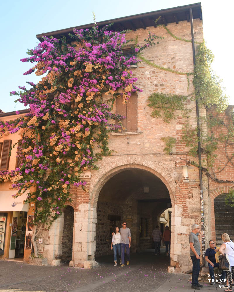 Construções de Sirmione | Lago di Garda