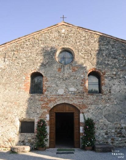 Lago di Garda | Chiesa di San Giovanni in Mavino