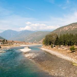 Butão Por Pradip Kae (Pixabay)