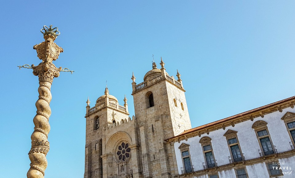 Catedral da Sé // O que fazer no Porto