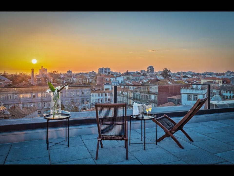 Onde se hospedar no Porto // Hotel Moon
