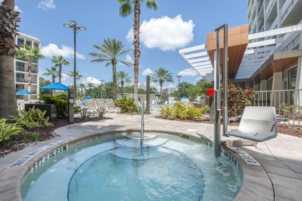 Onde se hospedar em Orlando // Holiday Inn