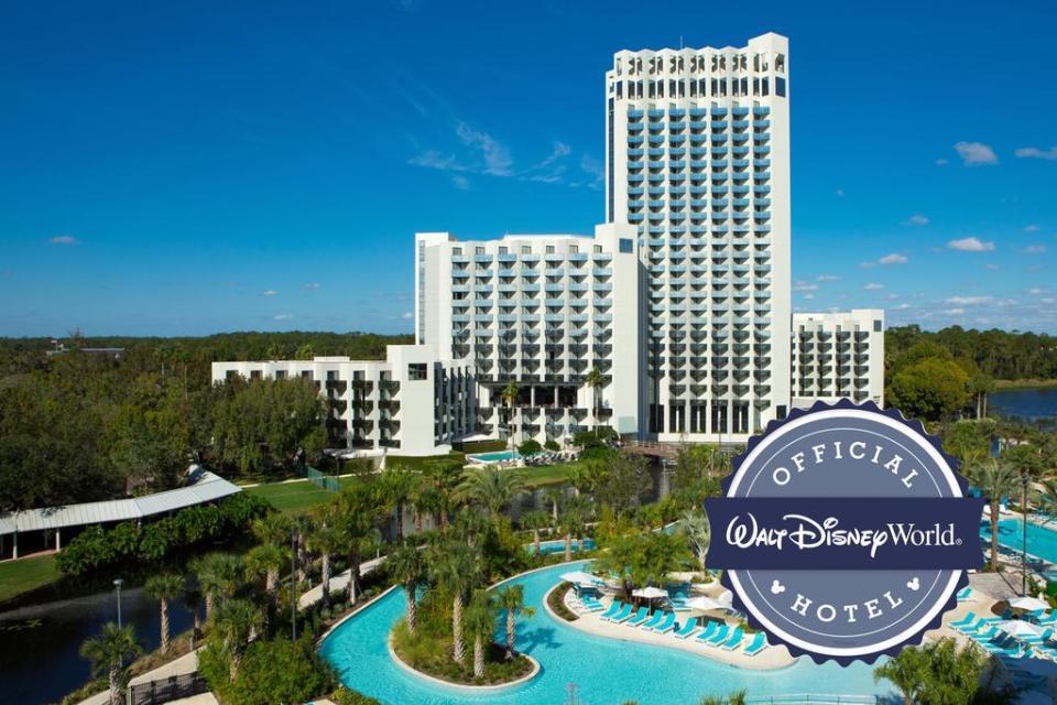 Onde se hospedar em Orlando // Hilton Buena Vista Palace