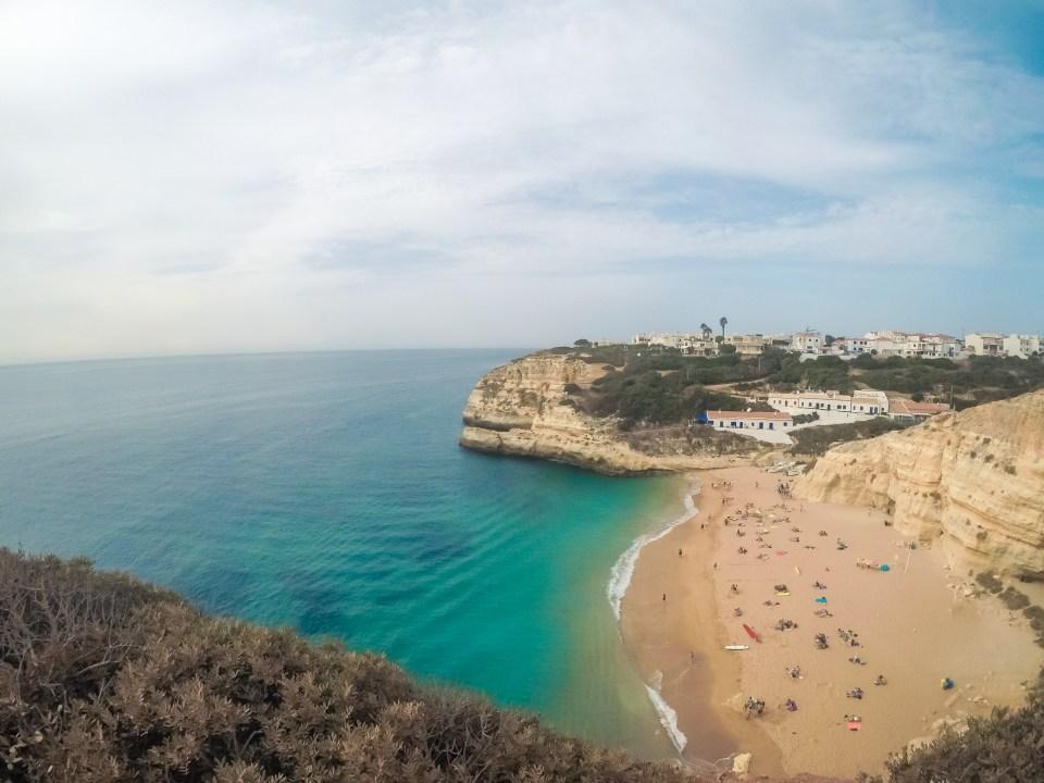 Praia do Benagil // Melhores Praias do Algarve
