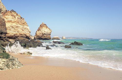 Melhores praias do Algarve // Praia do Camilo