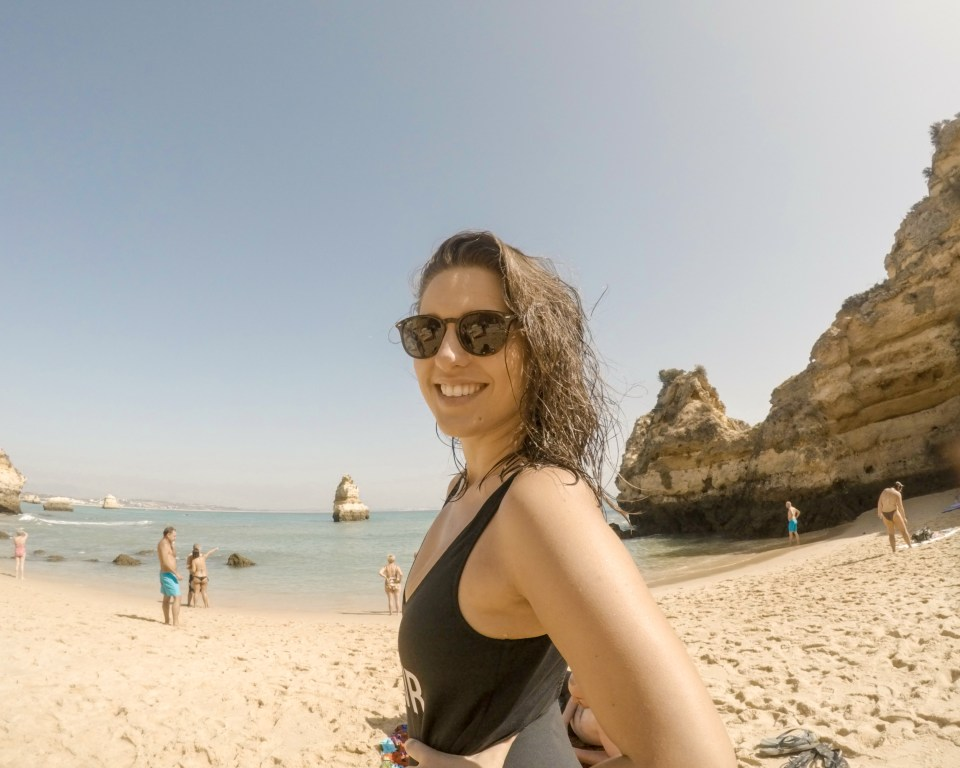 Praia do Camilo // Melhores praias do Algarve