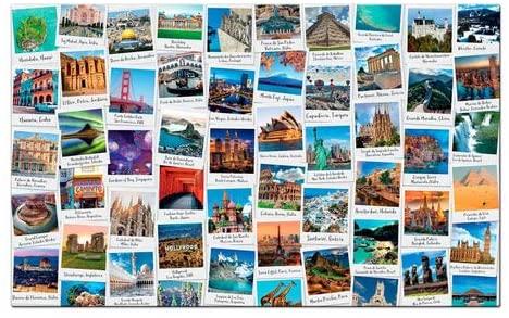O que fazer na quarentena? Que tal viajar sem sair de casa pelos cartões postais ao redor do mundo?