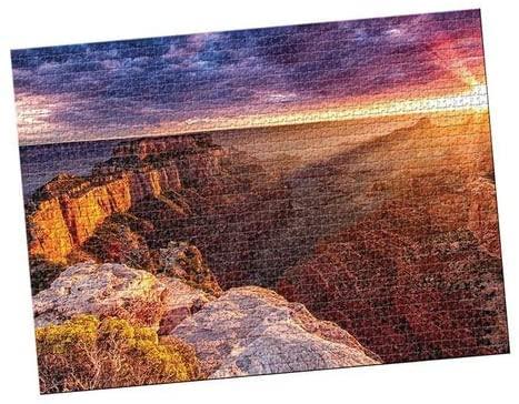 Viajar sem sair de casa para o Grand Canyon.