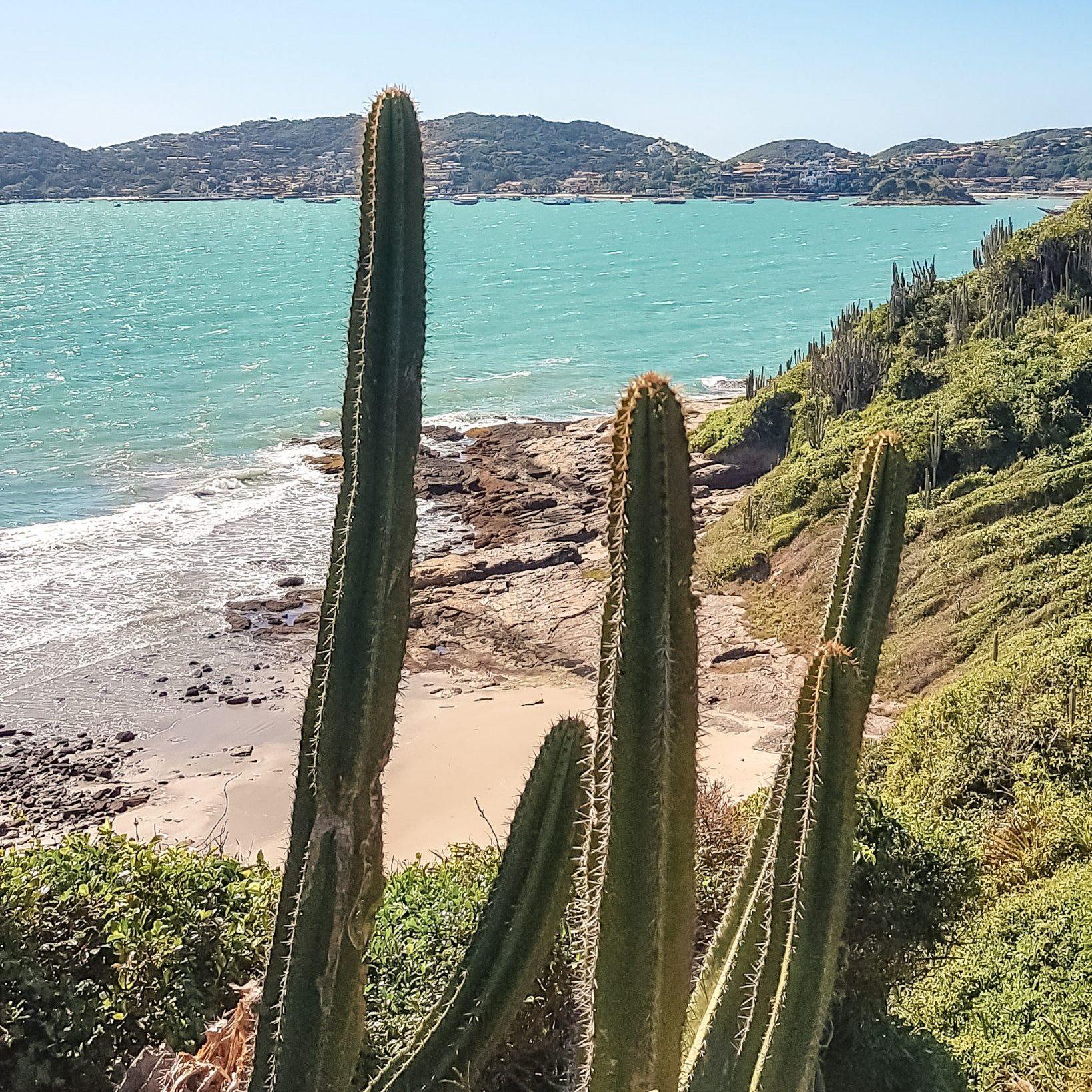 Praia dos Amores/ Arredores da Rua das Pedras, em Búzios