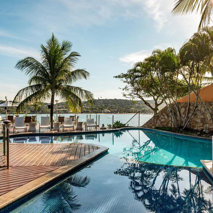Melhores hotéis de Búzios: FERRADURA PRIVATE