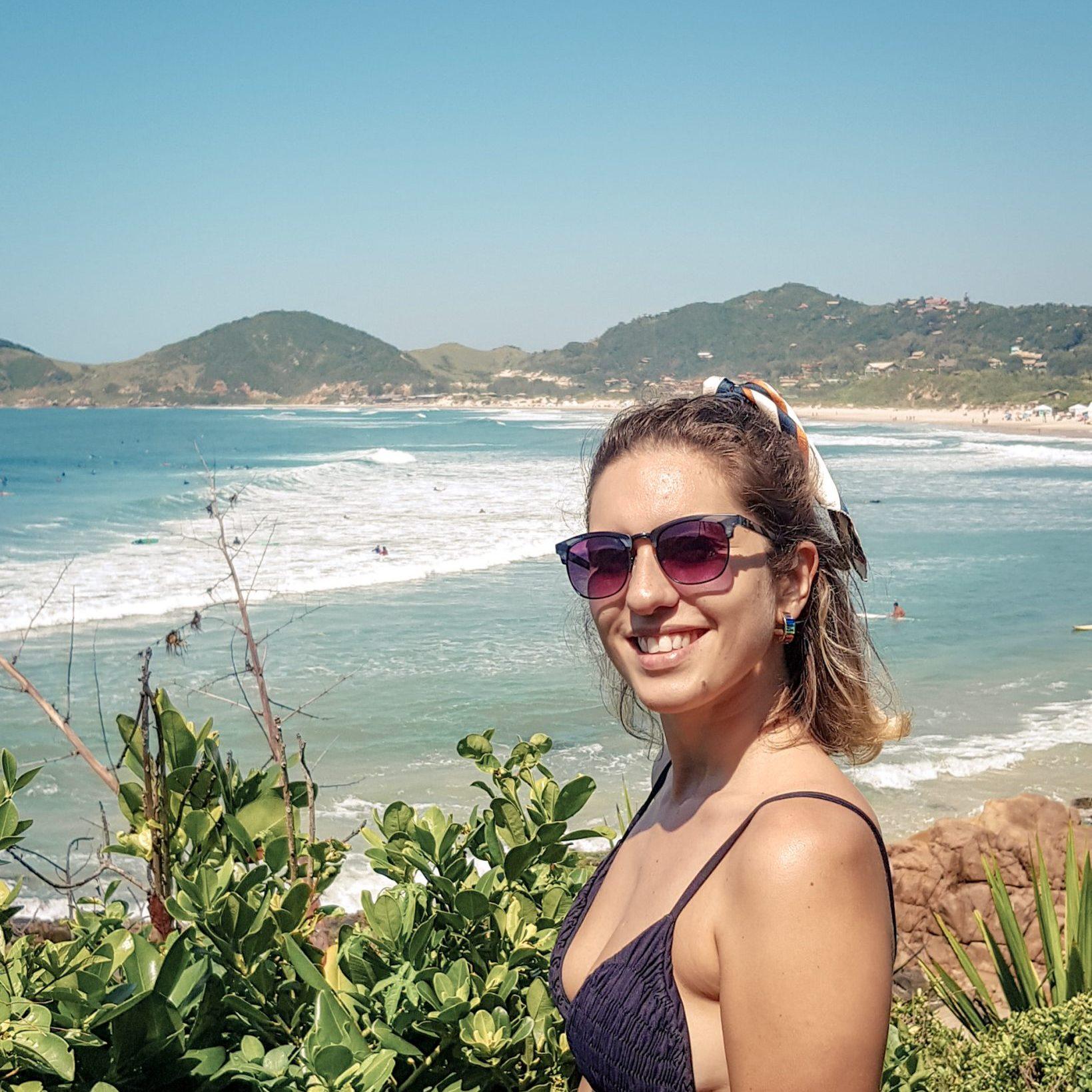 Cidades próximas a Florianópolis para conhecer / Praia do Rosa