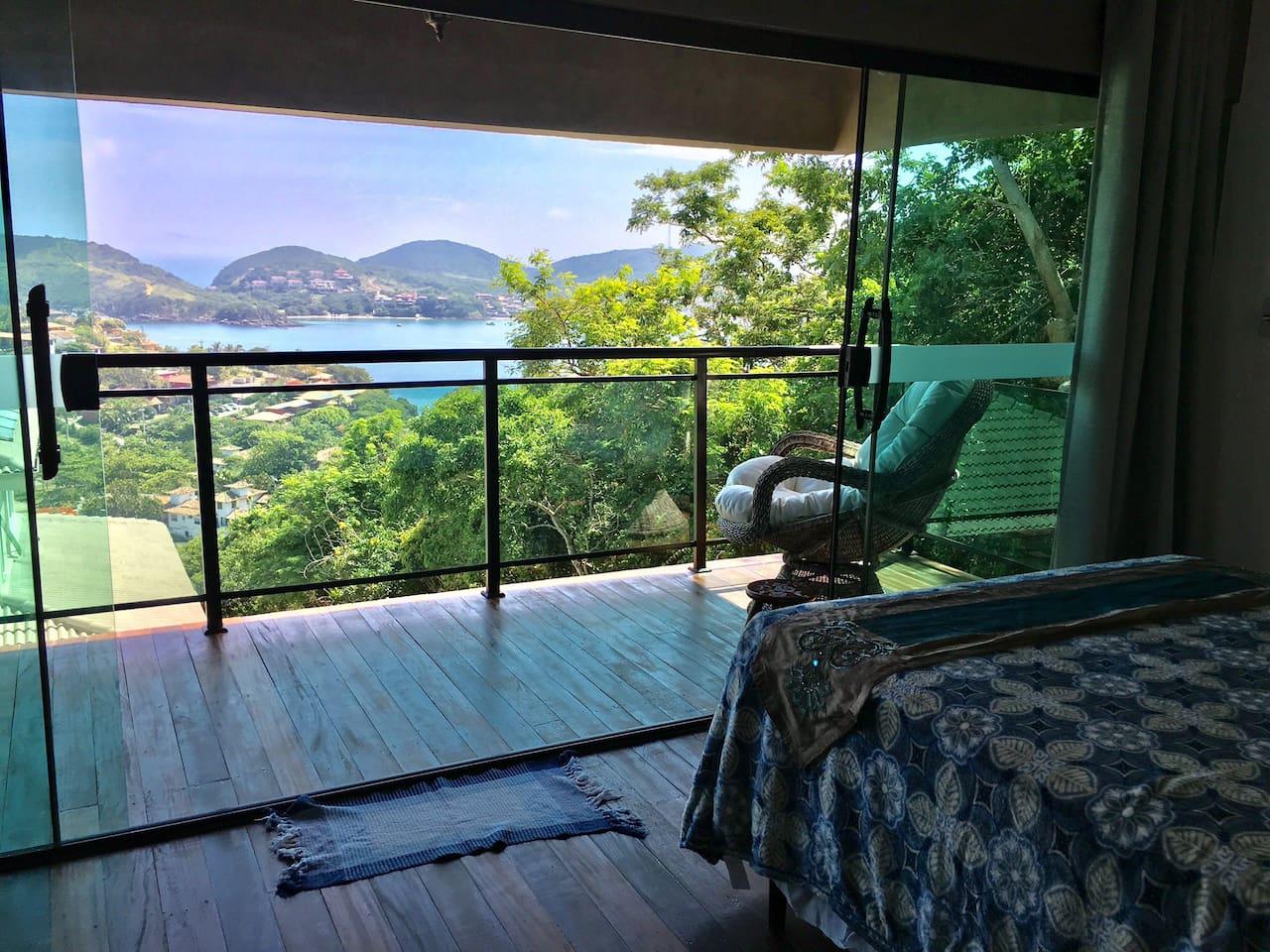 Airbnb em Búzios / Casa pra casal Praia da Ferradura