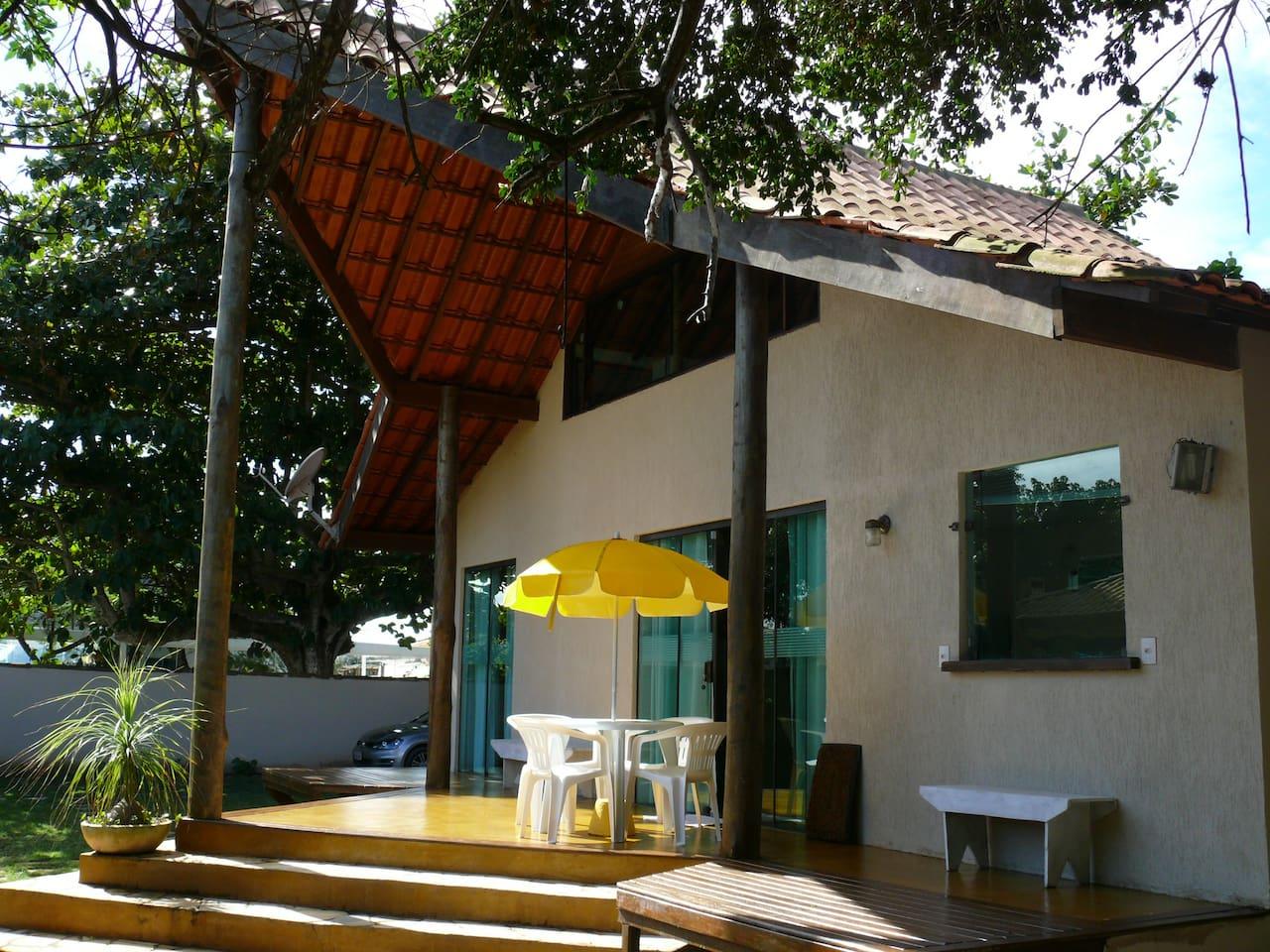 Airbnb em Búzio / Chalé na Praia Rasa