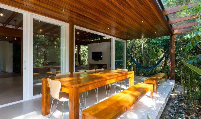 Casas incríveis para alugar no airbnb em São Paulo / Itamambuca