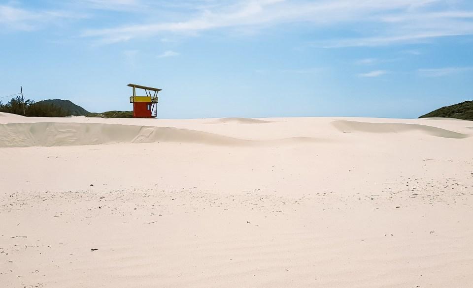 O que fazer na Praia do Rosa / Praia do Luz