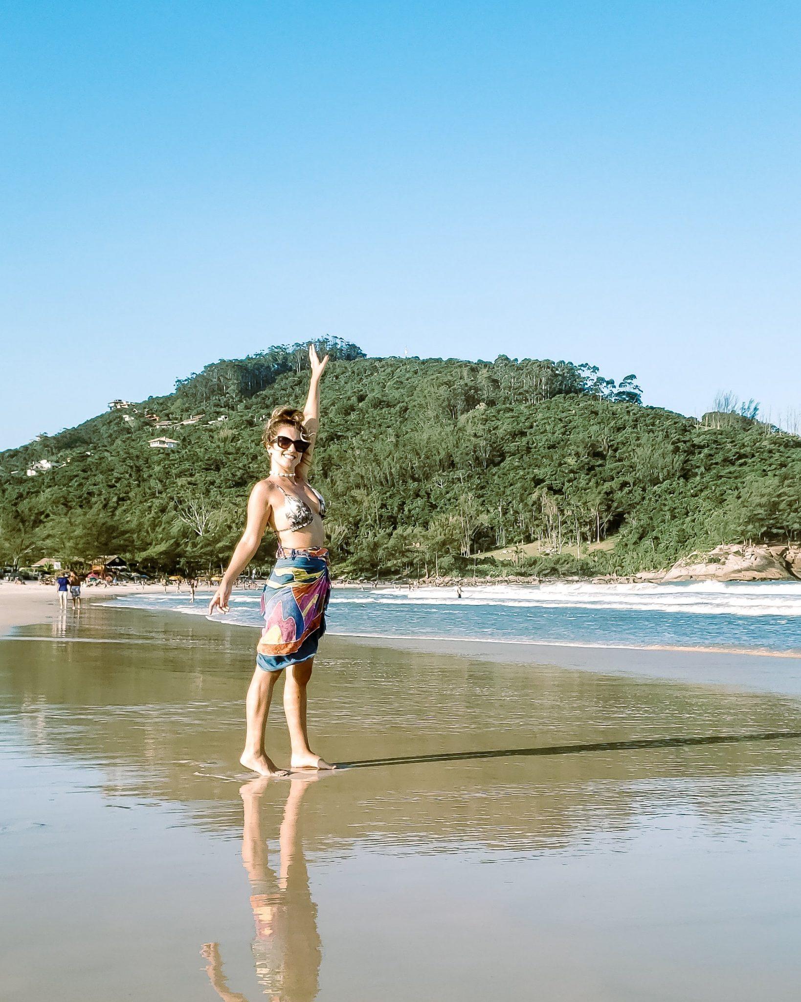 O que fazer na Praia do Rosa / Praia da Ferrugem em Garopaba