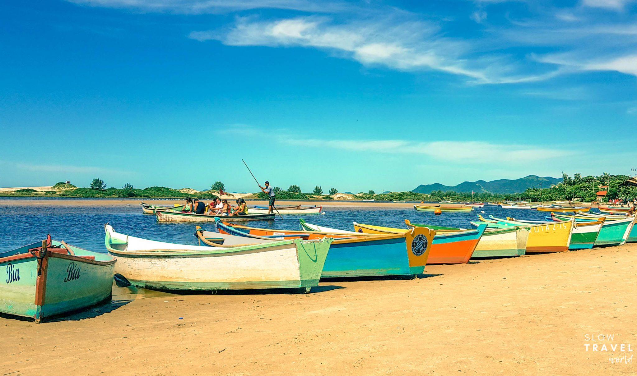 Para onde viajar em 2021 no Brasil / Guarda do Embaú
