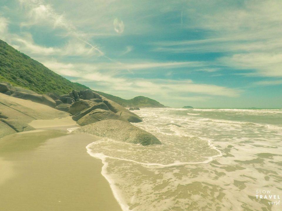 Melhores praias de Santa Catarina / Prainha, Guarda do Embaú, Palhoça