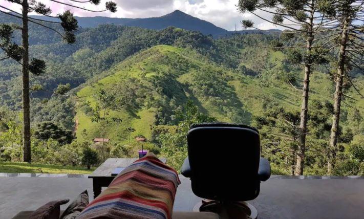 Airbnb em Visconde de Mauá / Casa para 6 pessoas