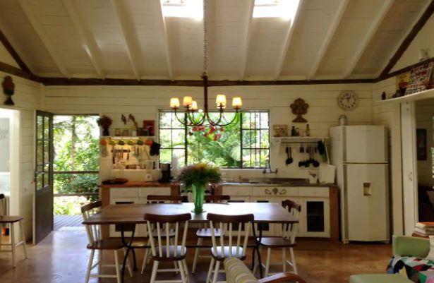 Airbnb em Visconde de Mauá / Casa Rio 1