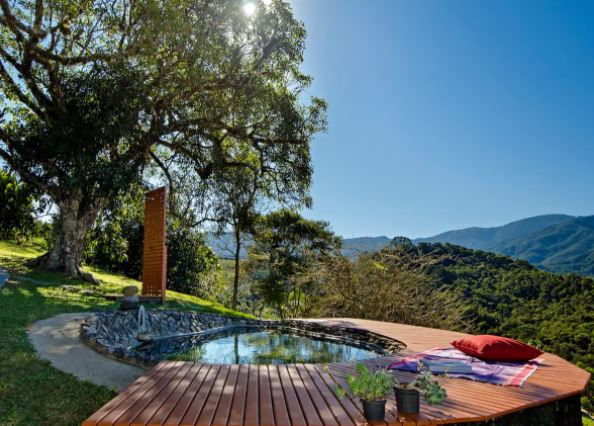 Airbnb em Visconde de Mauá