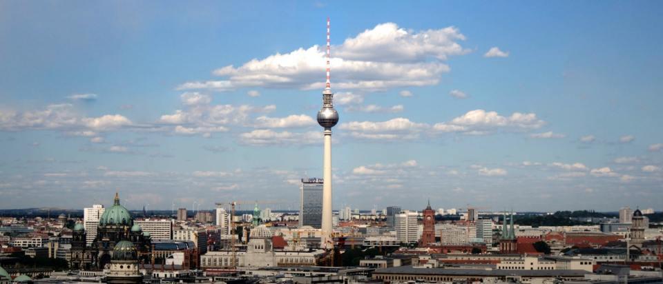 Melhores destinos veganos / Berlin