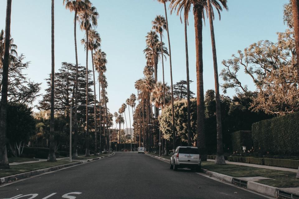 Melhores destinos veganos / Los Angeles