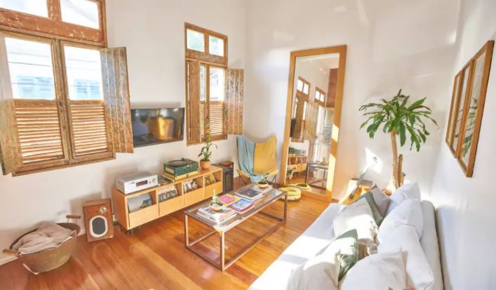 Melhores Airbnb do Rio de Janeiro / Jardim Botânico