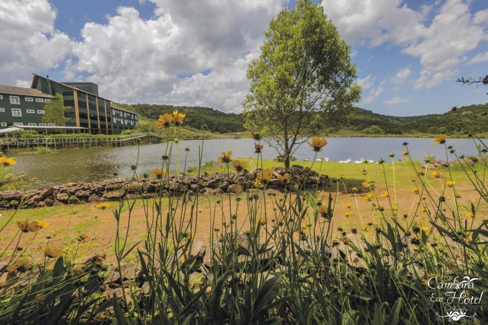 Hotéis Sustentáveis no Brasil / Cambará Eco Hotel