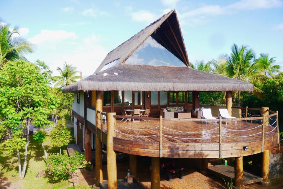 Hotéis Sustentáveis no Brasil / Villa Elemental Maraú