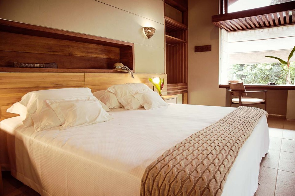 Hotéis Sustentáveis no Brasil / Cristalino Lodge