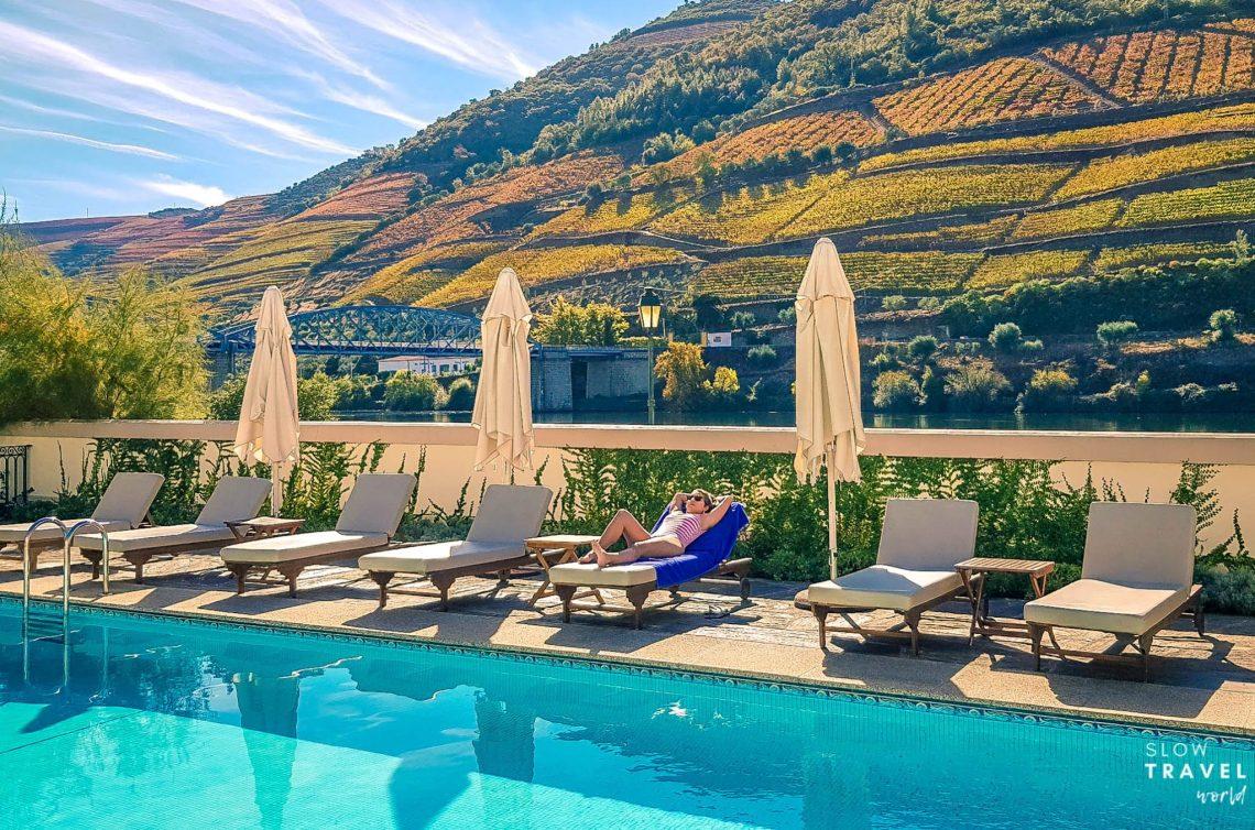 Melhores hotéis na região do Douro