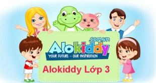 Alokiddy lớp 3