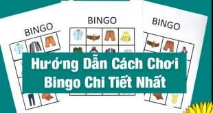 cách chơi bingo