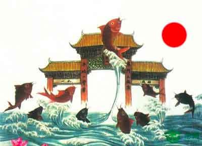Kể chuyện cho bé 3 tuổi: Truyện số 1 - Sự tích cá chép hóa rồng