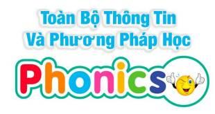Phonics Là Gì? Phương Pháp Và Tài Liệu Học Phonics Hiệu Quả