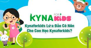 Kynaforkids Lừa Đảo Có Nên Cho Con Học Kynaforkids