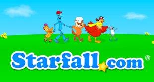 Phần mềm Starfall