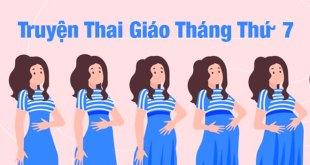 Truyện Thai Giáo Tháng Thứ 7